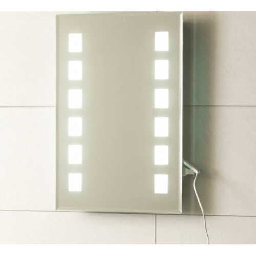 bathroom mirror with lighting. Signia 40 Mirror With Lights Bathroom Lighting M