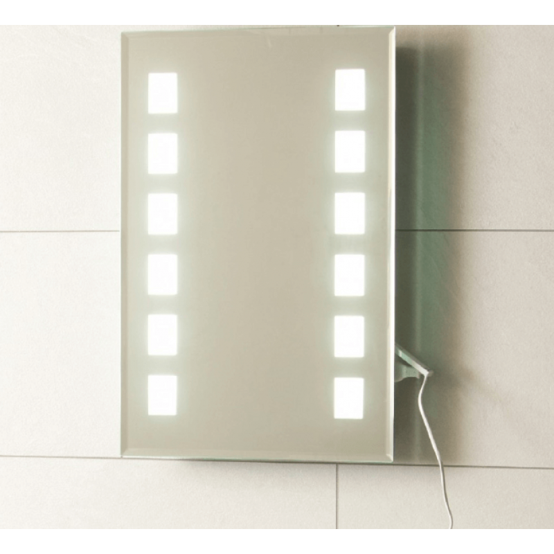 signia 50 mirror with lights