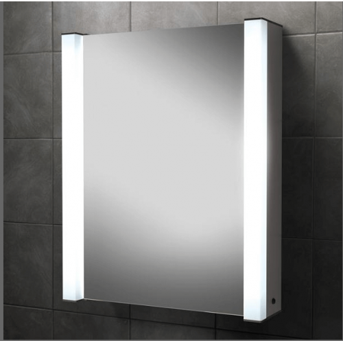 Velocity Illuminated Mirror Cabinet
