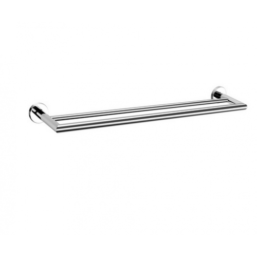 Luca Double Towel Rail