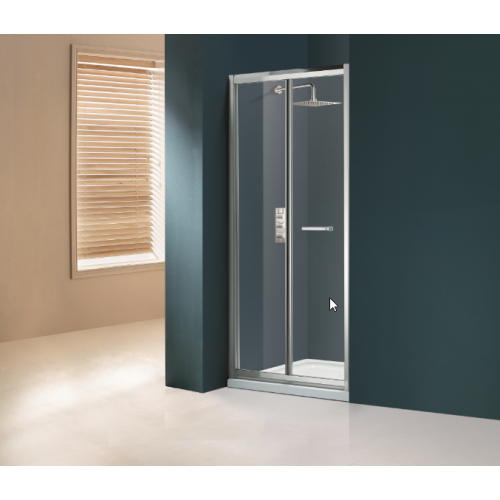 Flair Hydro Bifold   Showers Dimension:   Compensating Bar Required: