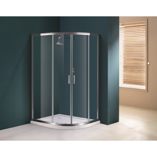 Flair Hydro Offset Quadrant Shower Doors & Enclosures