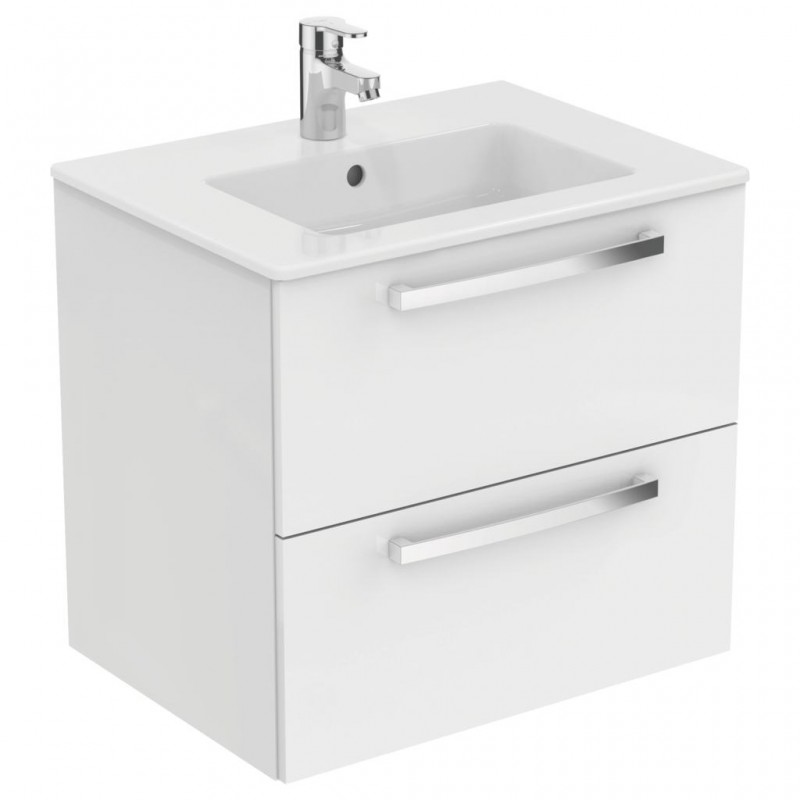 Tempo 60cm Wall Mounted Vanity Unit