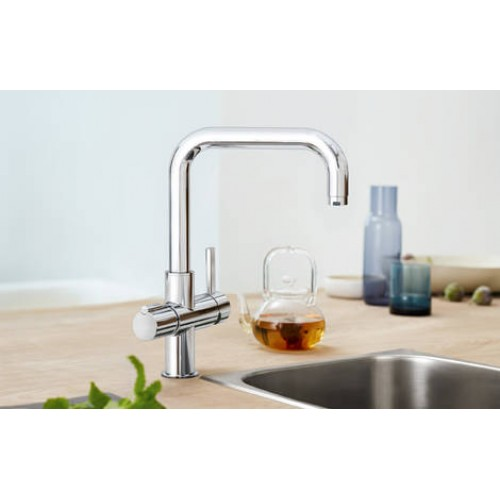 Grohe Red Duo Boiling Sink Mixer