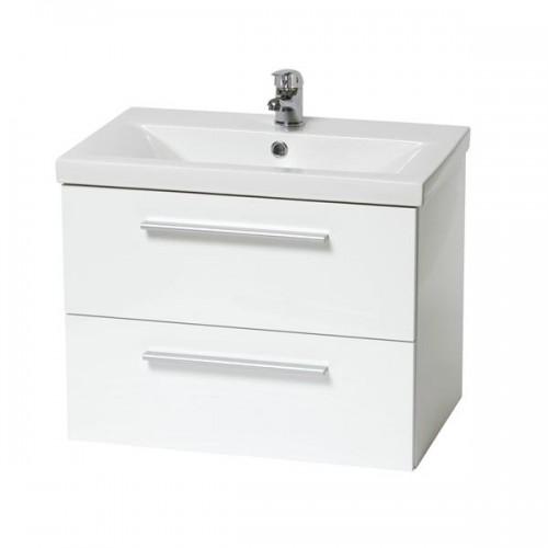 Otto 60cm Vanity Unit White