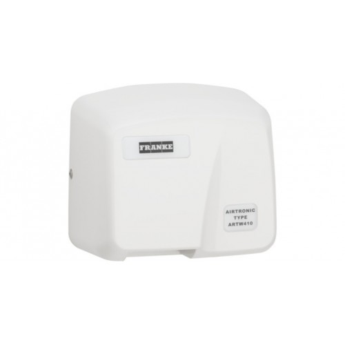Franke Touch Free Hand Drier White