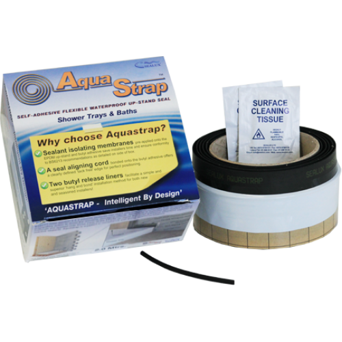 Aquastrap Waterproof Seal 3.4mtr Plumbing
