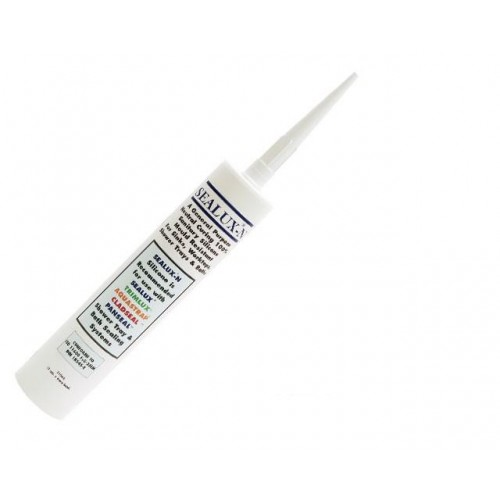 Sealux N Silicone White 310ml Plumbing