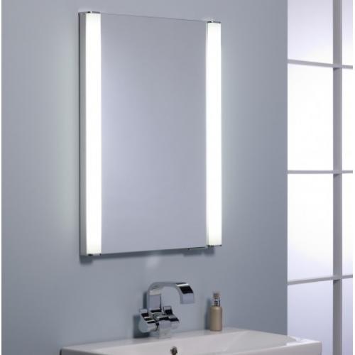 Illusion Single Mirror Glass Door Cabinet