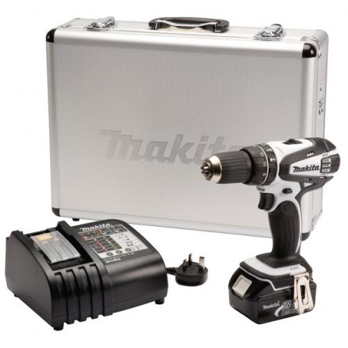 Makita Combi Drill 18V 4Ah DHP456RMWX