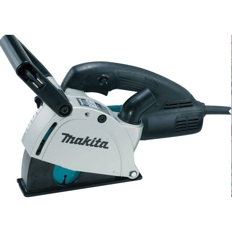 Makita wall chaser 110v 125mm for Outillage pour carrelage