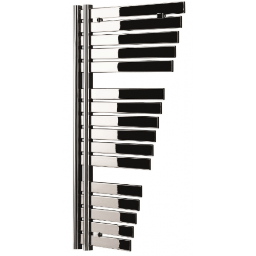 Randa Heated Towel Rail CP 590mm x 1100mm