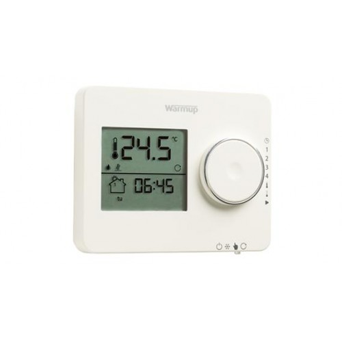 Warmup Tempo Thermostat - White