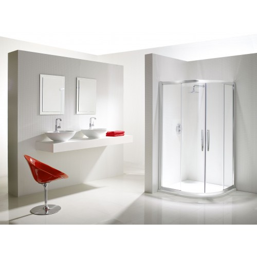 Flair Namara Quadrant Shower Doors & Enclosures