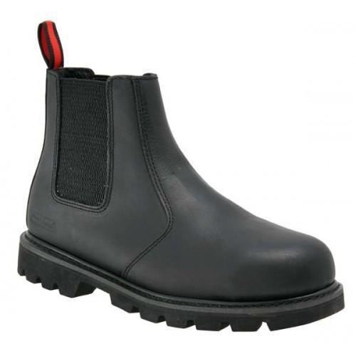 Blackrock Dealer Boot Black Workwear
