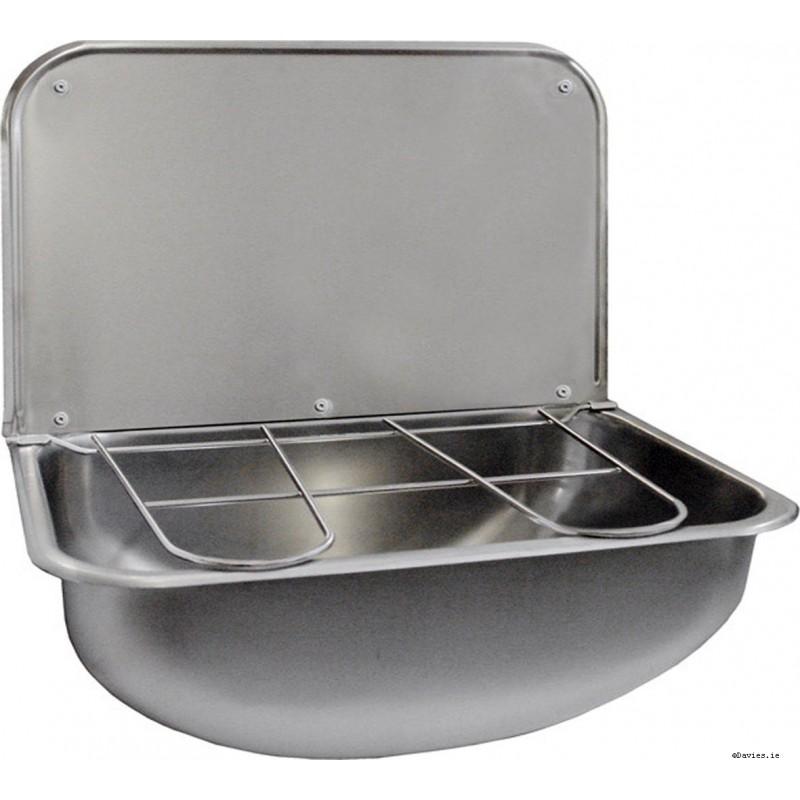 Franke bucket sink for Metal bucket sink