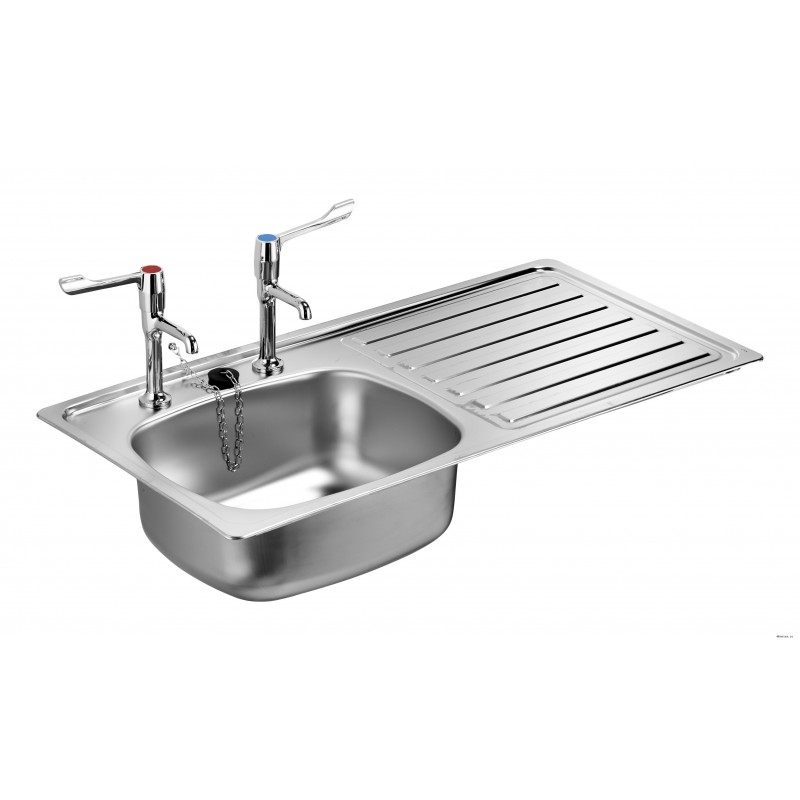 Fitting Franke Sink : Franke Rodan Inset Sink