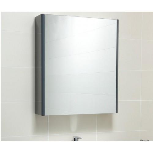 Ella Anthracite Mirror Cabinet 60cm