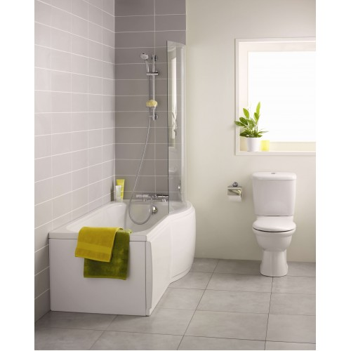Alto 1700mmX700mm Showerbath Showerbaths