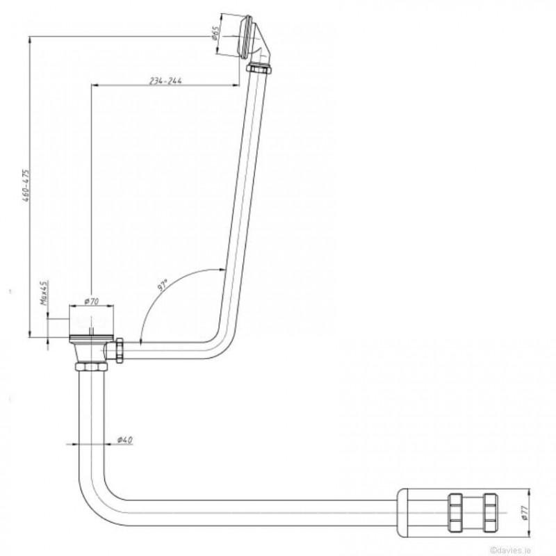 Bath Repair Kit-RT Large-Davies