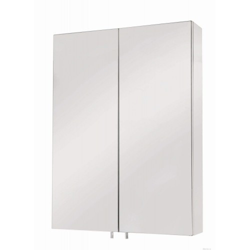 Fusion Double Cabinet Stainless Steel Bathroom Furniture