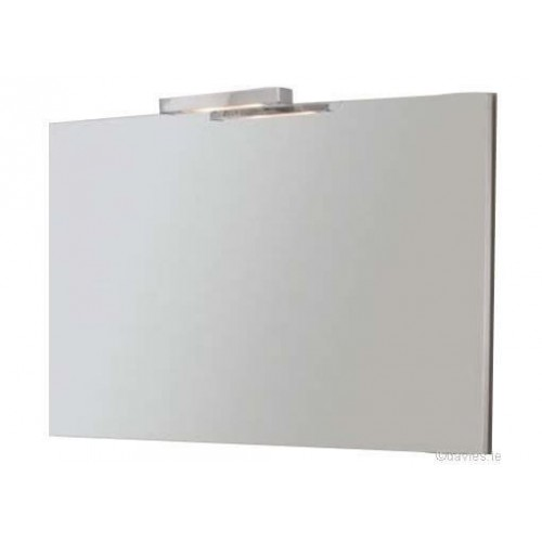 Aragon Large Mirror with Light Bathroom Furniture