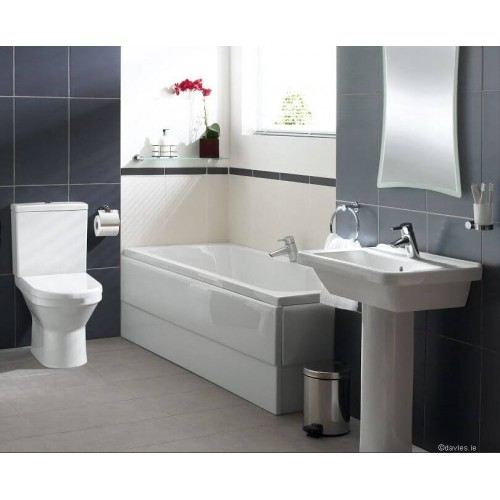 Vitra S50 Open Back Comfort Bathroom Suite