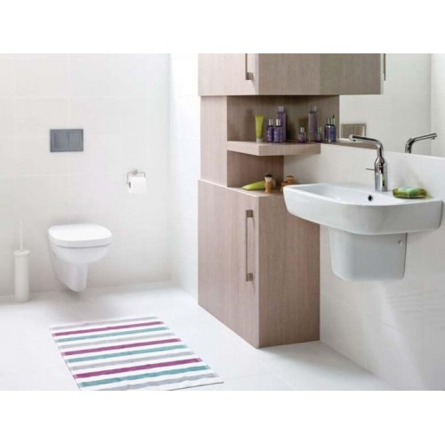 Facile Wall Hung Bathroom Suite