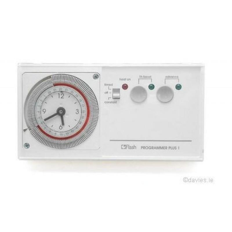 flash programmer heating timer instructions