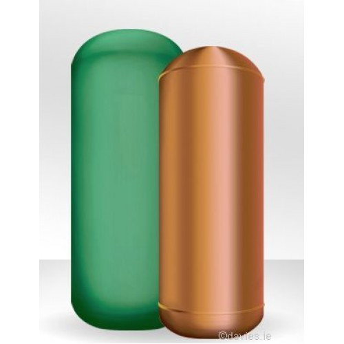 Copper Cyclinder Indirect Insulated 30