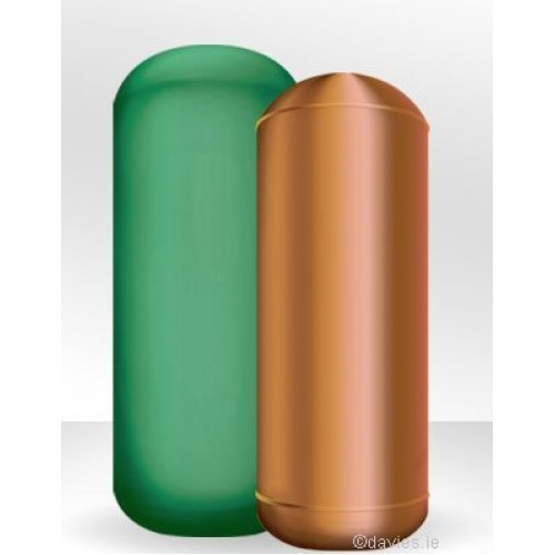 Copper Cyclinder Indirect Insulated 36
