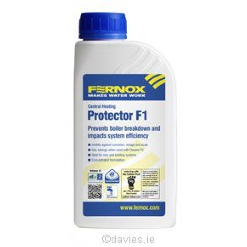 Fernox F1 Central Heating Protector 500ml Accessories