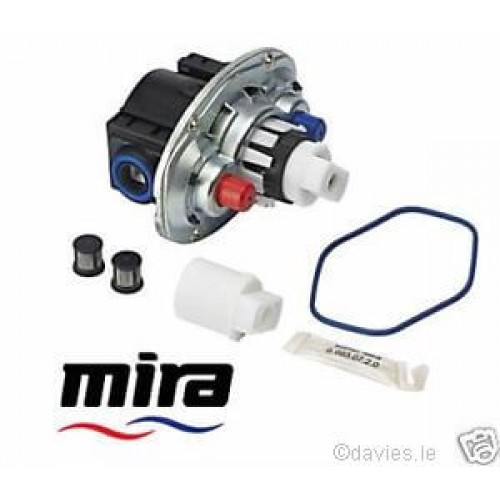 Mira Excel Cartridge Shower Accessories