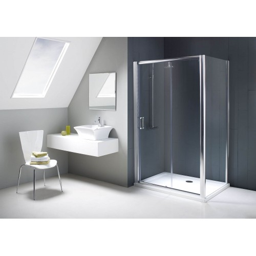 Flair Chianti Slider Shower Doors & Enclosures