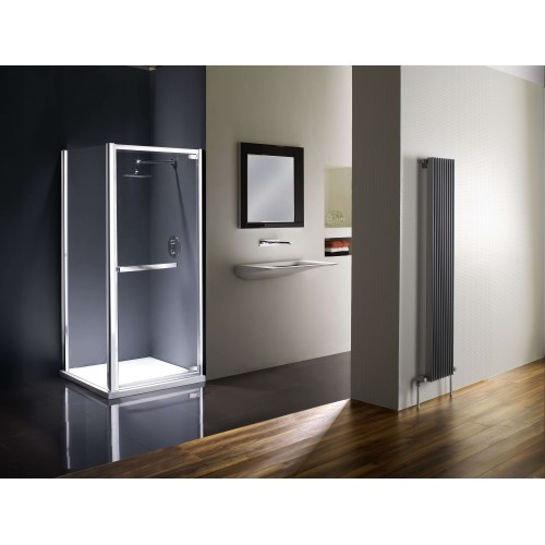 Flair Namara Framed Side Panel Shower Doors & Enclosures