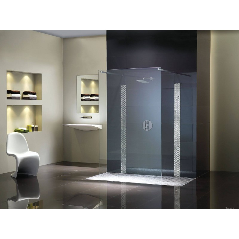 Flair Double Entry Wetroom Screen Flair Davies
