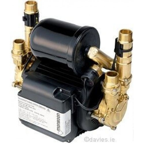 Stuart turner 3 bar shower pump