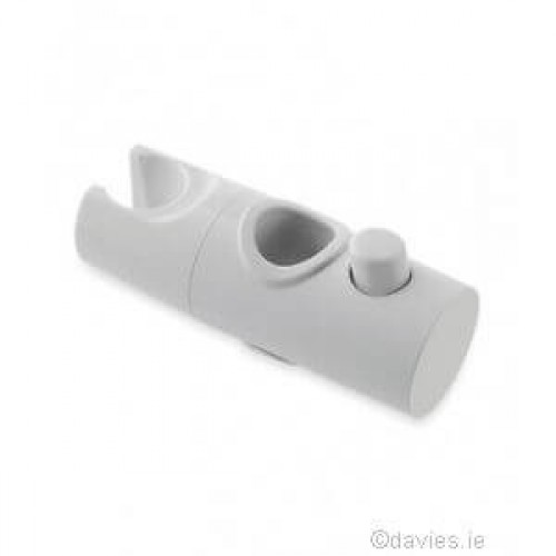 Triton Alfie Bracket White Shower Accessories