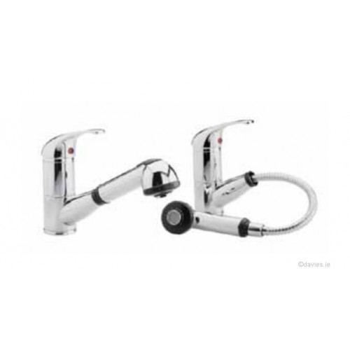 Sanbra Retractable Sink Mixer Taps