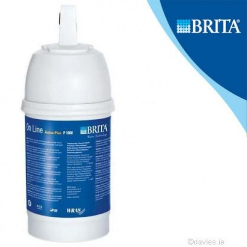 Brita Filter Cartridge Taps