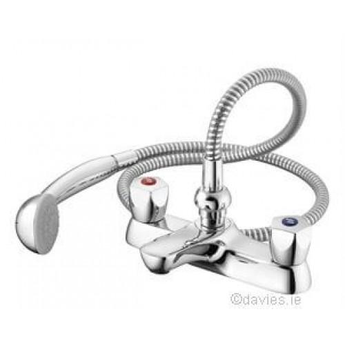 Sandringham 21 Bath Shower Mixer Taps