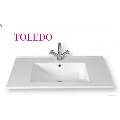 Toledo 60cm 1th  Basin