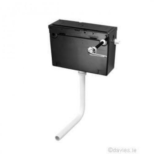 Shanks Concealed Cistern & Lever Handle Flushplate