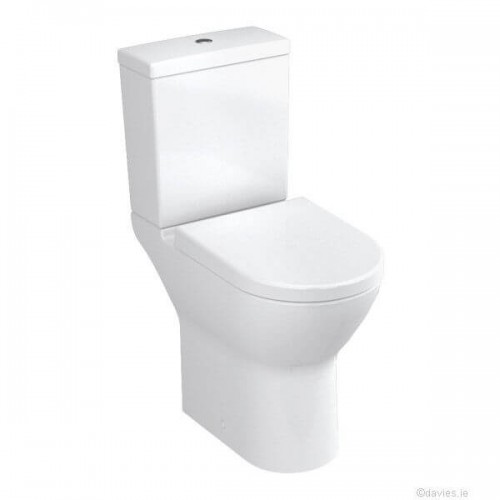 Vitra S50 Open Back Comfort Toilets