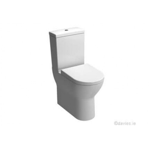 Vitra S50 Fully Skirted Comfort Toilets