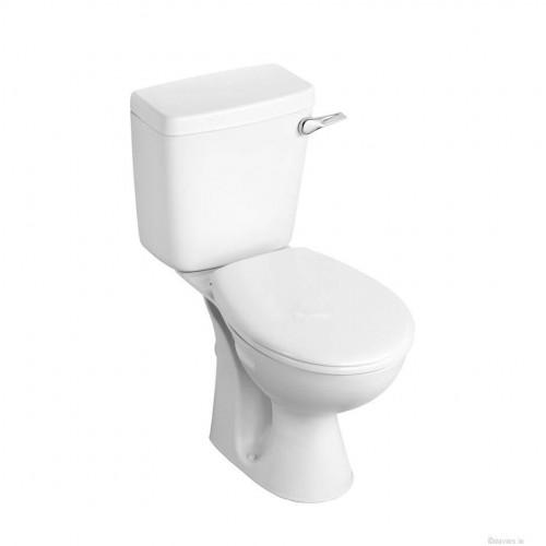 Sandringham 21 Lever Toilets