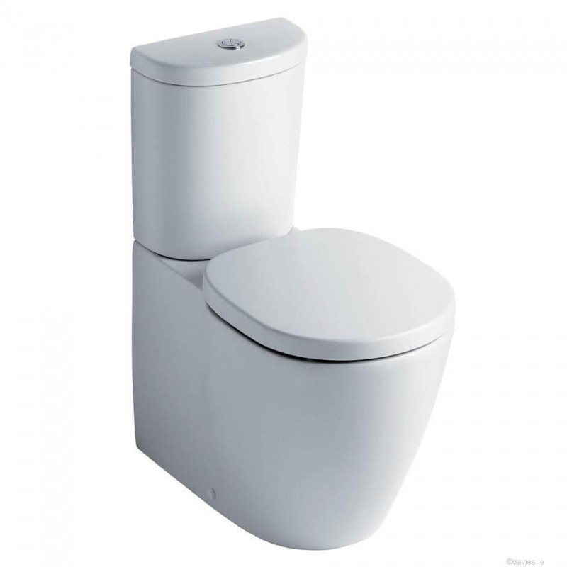 Concept Arc Fully Skirted Toilet Ideal Standard Davies