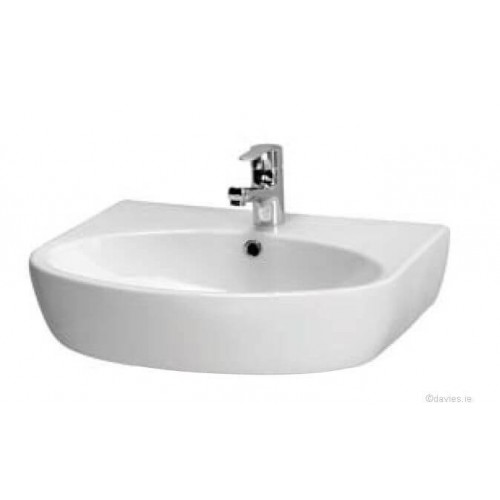 Parva 60cm 1th Pedestal Basin