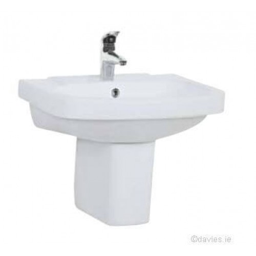 Vitroya 56CM 1TH Basin