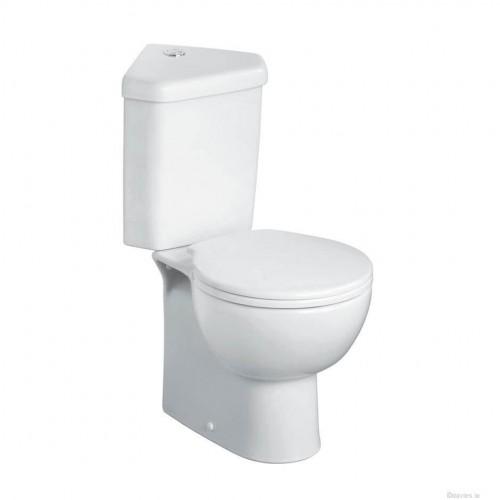 Space Corner Toilets